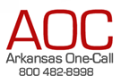 Arkansas One Call is the state-wide call before you dig center for excavation in Arkansas