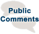 Public Comments